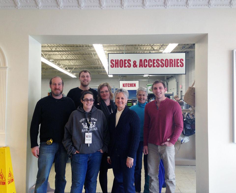 Ann Arbor Pto Thrift Shop Ann Arbor Michigan